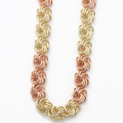 Женские золотые цепочки