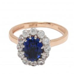 Женские золотые кольца