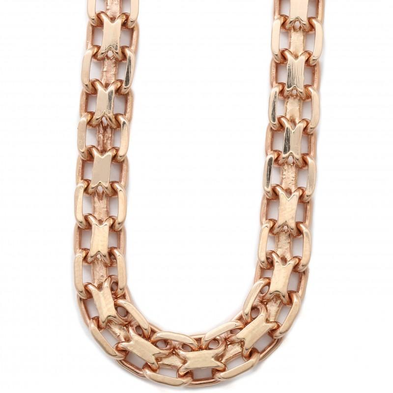 Мужские цепочки, браслеты из золота и серебра