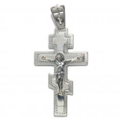 Серебряные крестики и ладанки