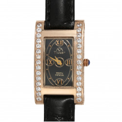 Золотые и серебряные часы