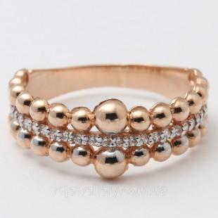 Золотое кольцо 2214085