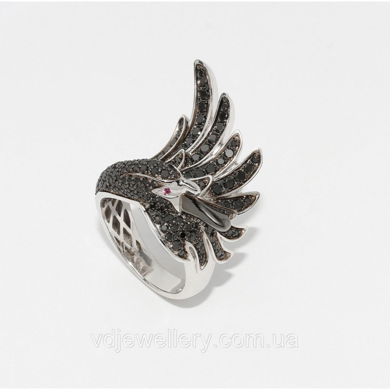 Золотое кольцо the Black Swan
