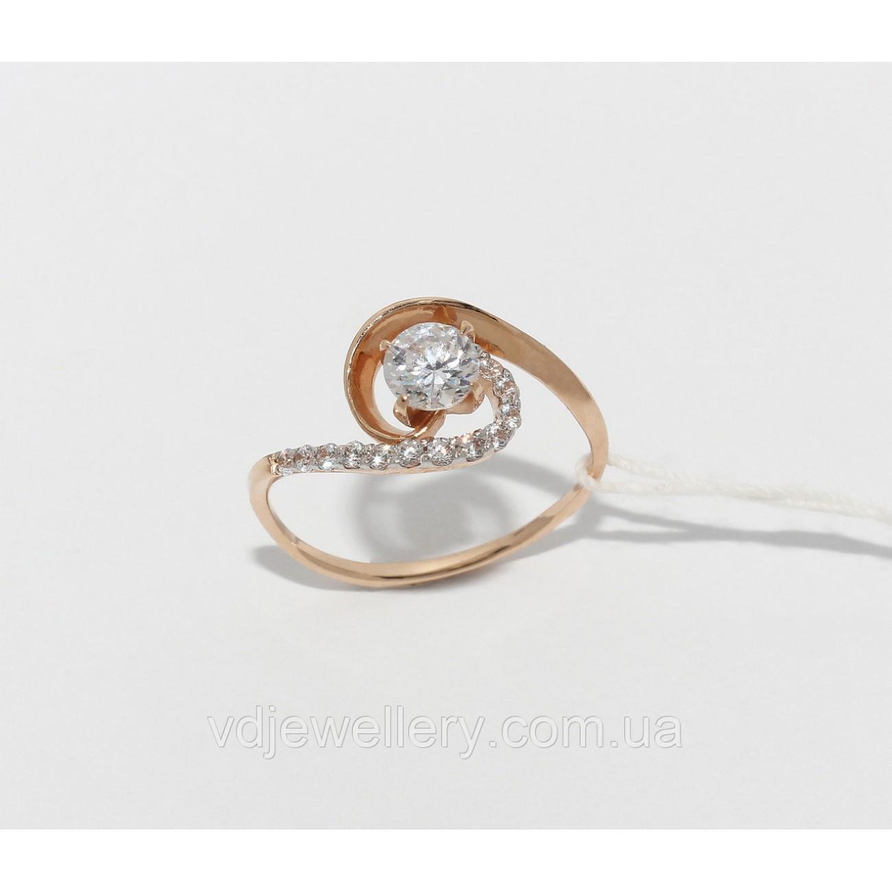 Золотое кольцо 2212142