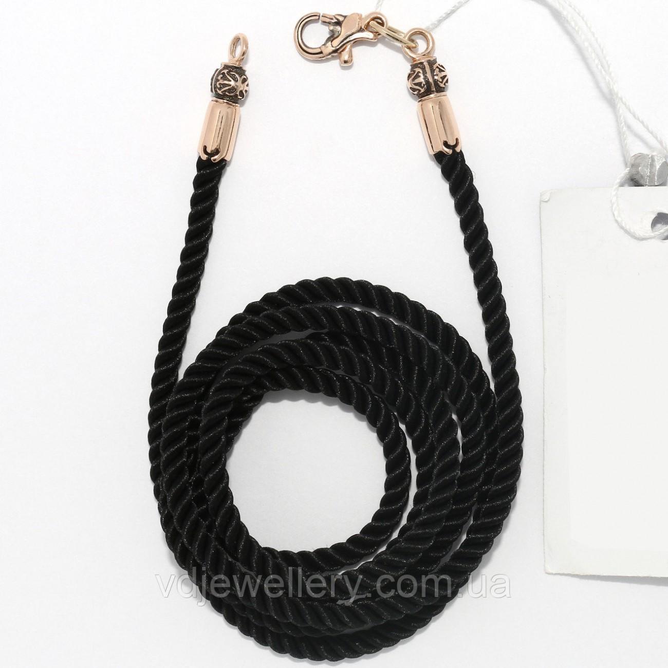 Золотой шнурок ТЗШ006