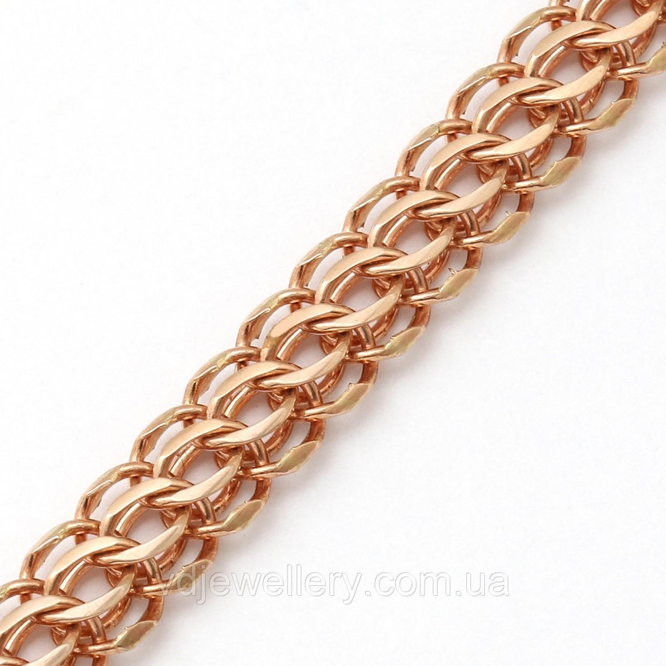 Золотой браслет 5200069-П5