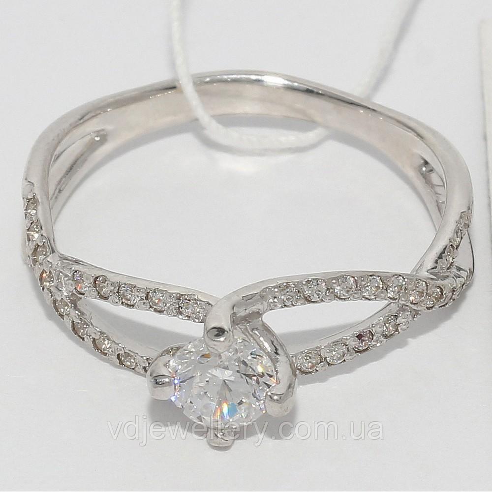 Серебряное кольцо 101КЮ
