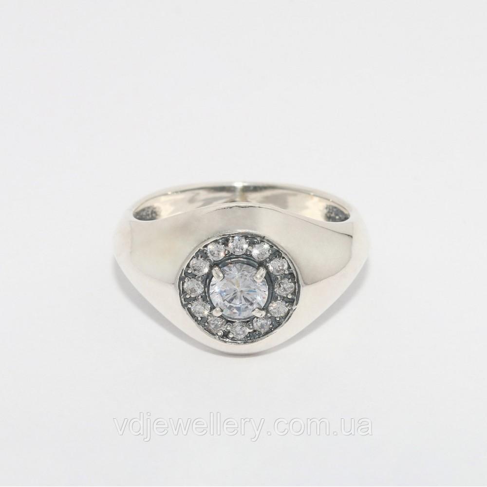 Серебряное кольцо 152КЮ