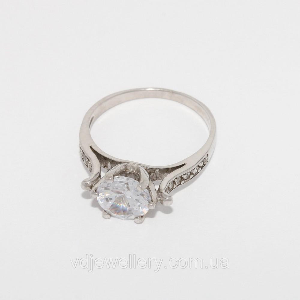 Серебряное кольцо 119КЮ
