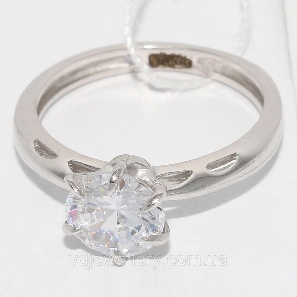 Серебряное кольцо КЖХ-9