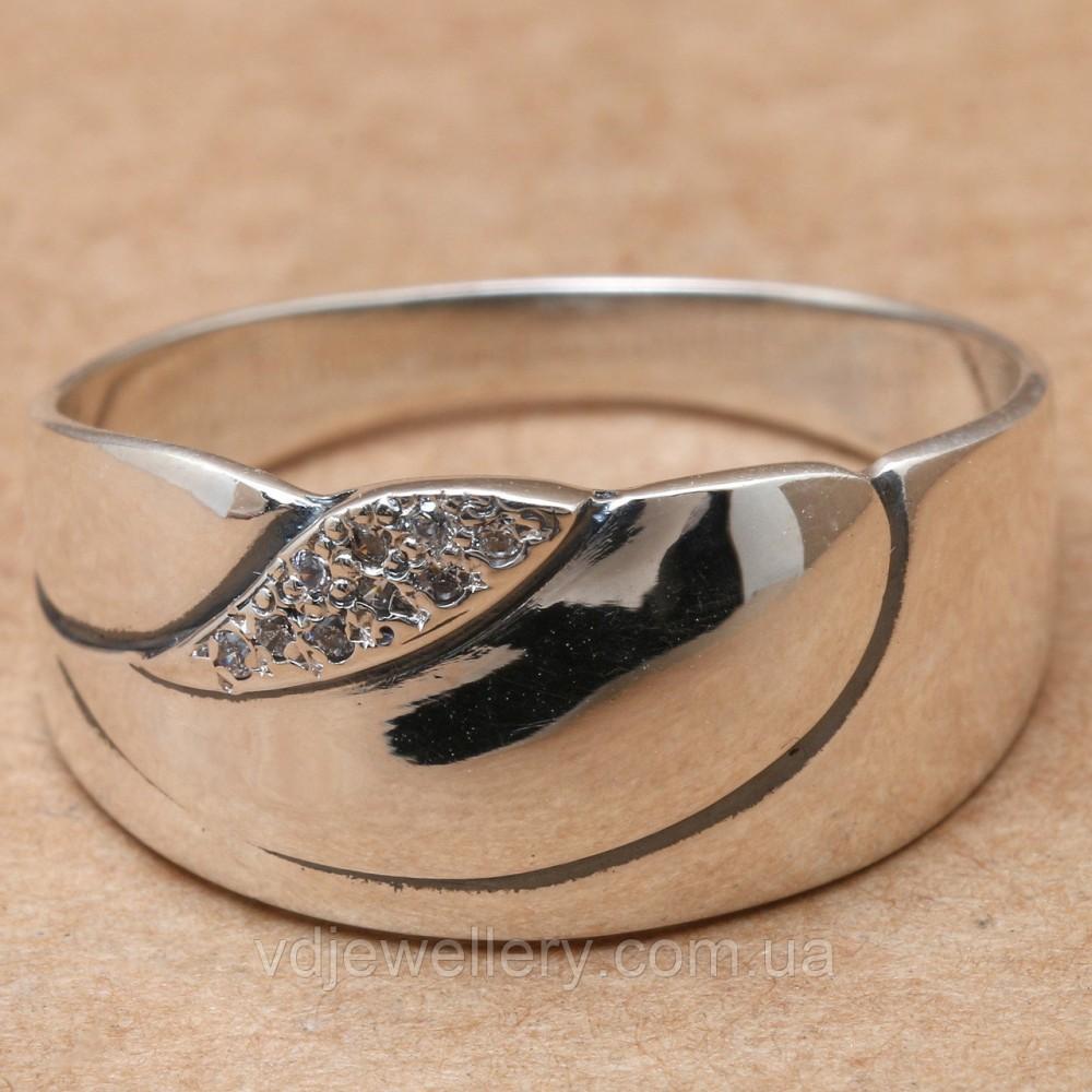 Серебряное кольцо 350КЮ