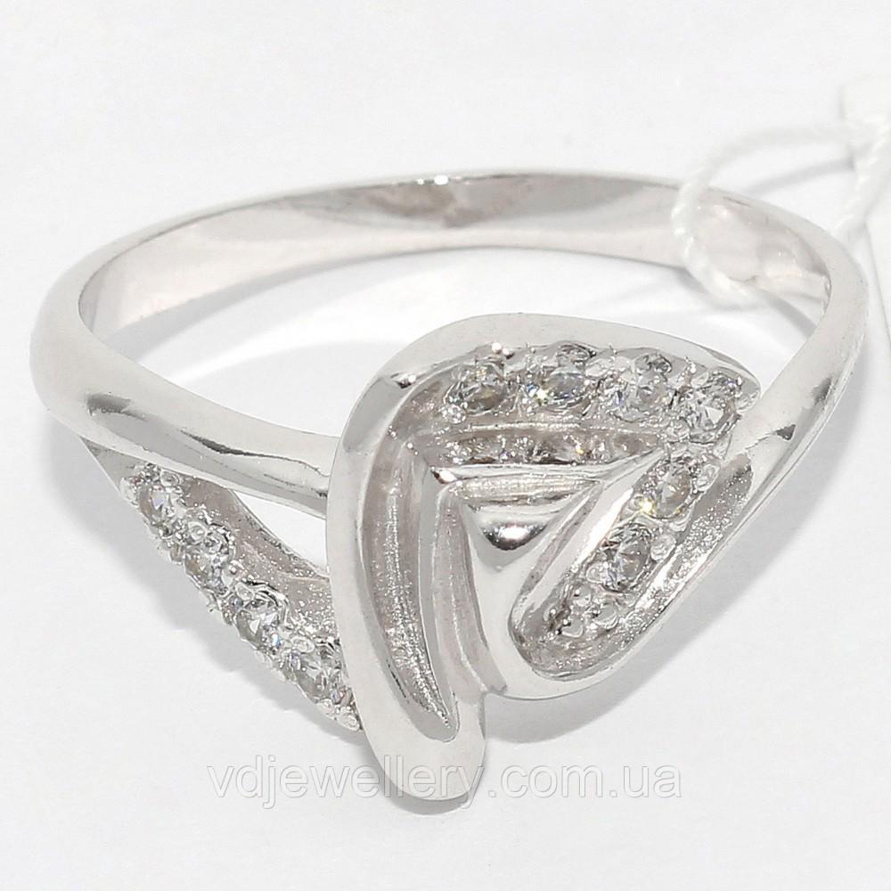 Серебряное кольцо КЖХ-15