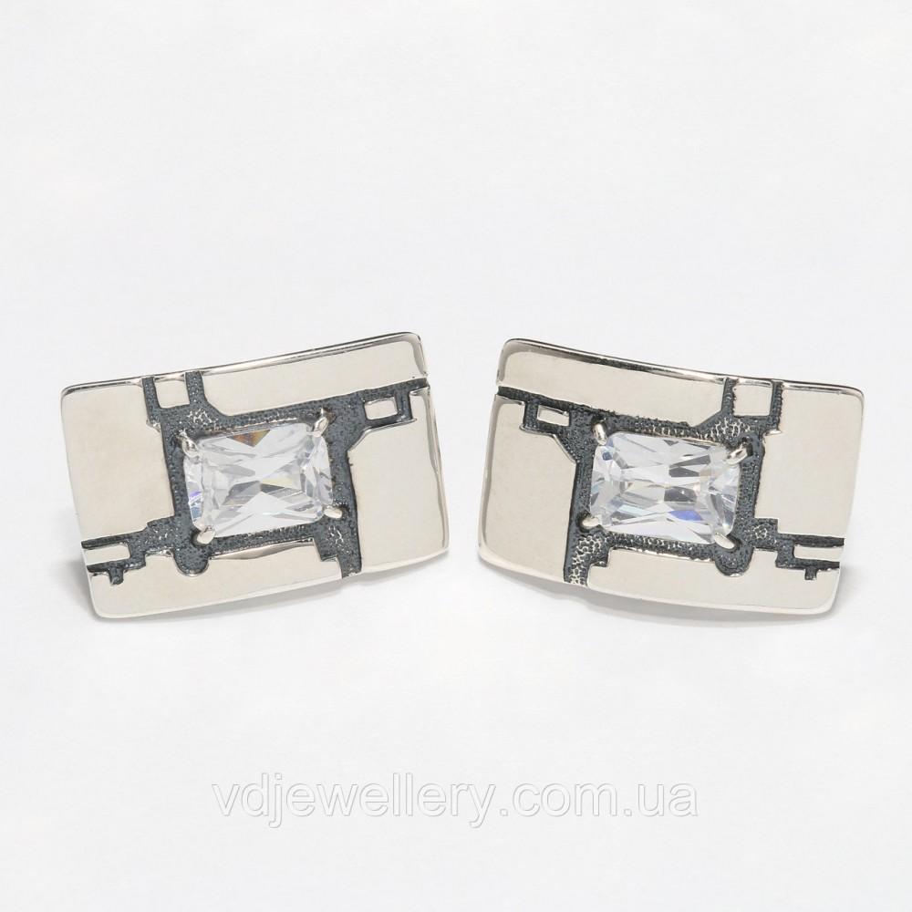 Серебряные серьги 194КН