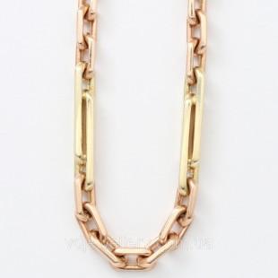 Золотая якорная цепочка 4200033-Я35