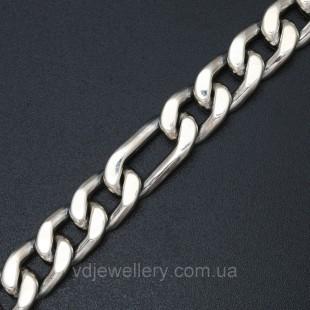 Мужской серебряный браслет 5100069-Ф40