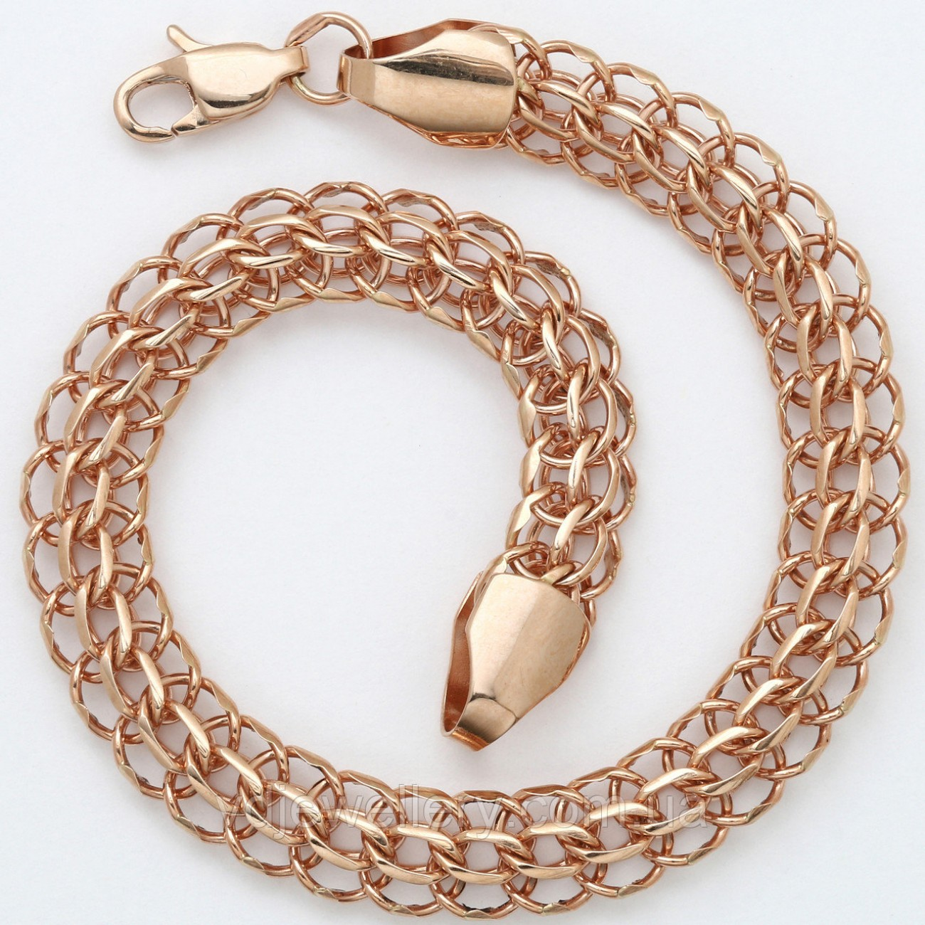 Золотой браслет 5200069-ЗП