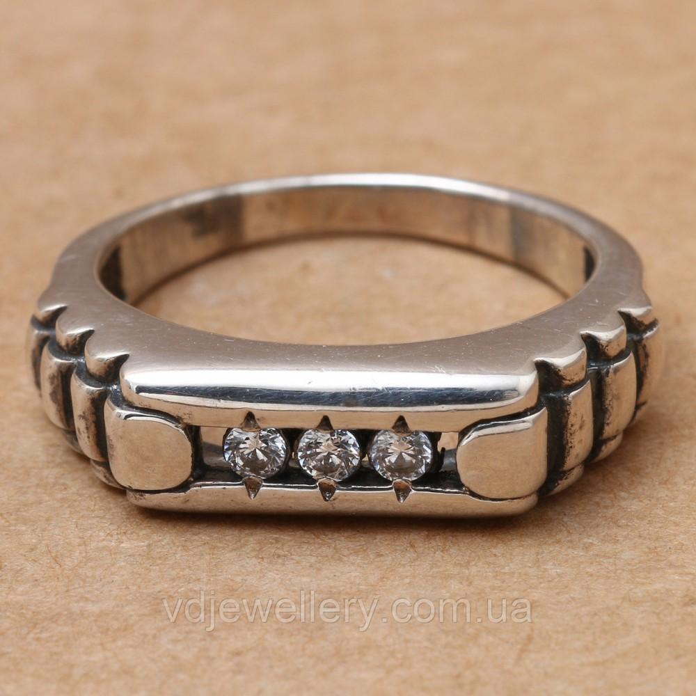 Мужское серебряное кольцо 2111524