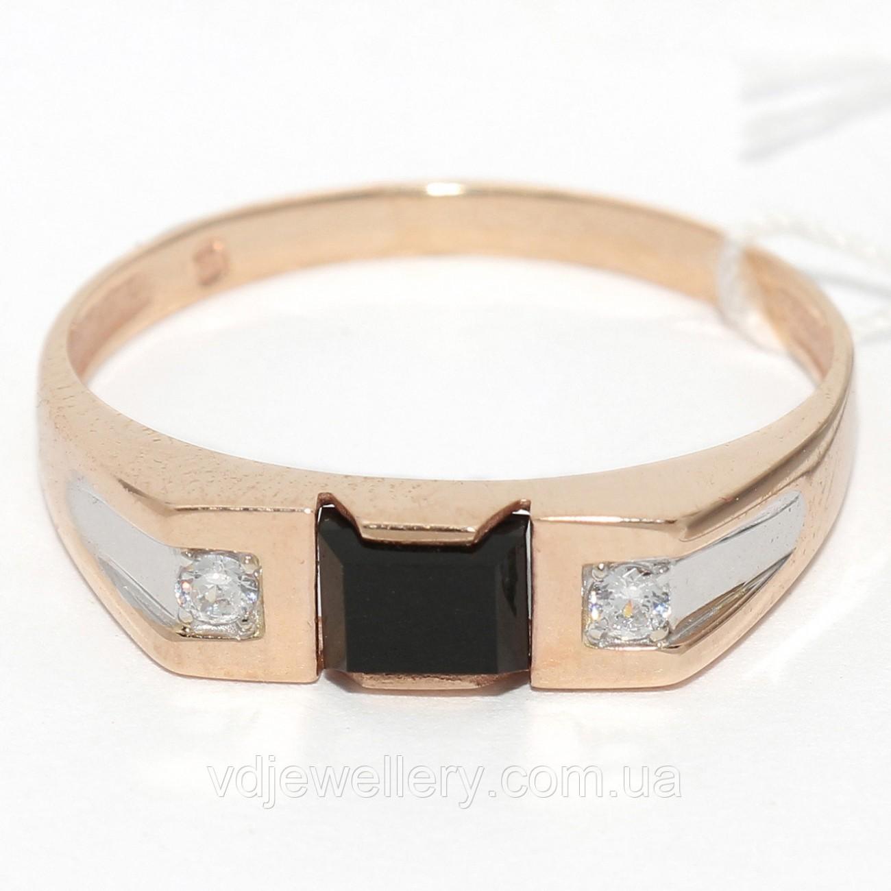 Золотое кольцо КМХ37