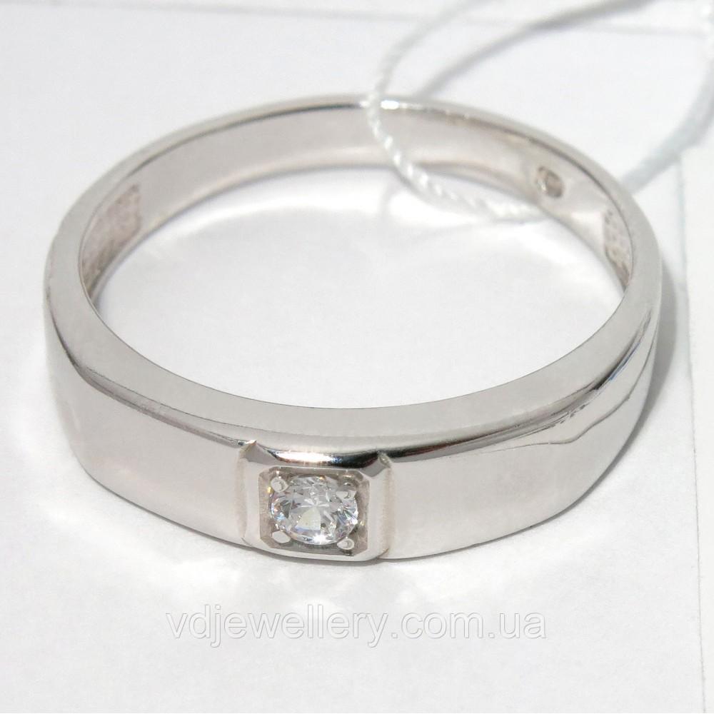 Мужское серебряное кольцо КМХ-41