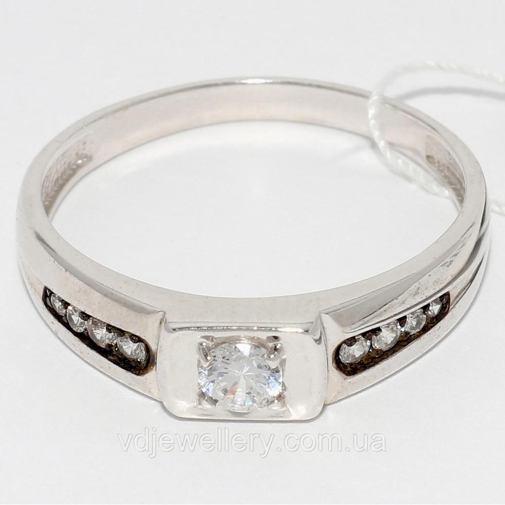 Мужское серебряное кольцо КМХ-17