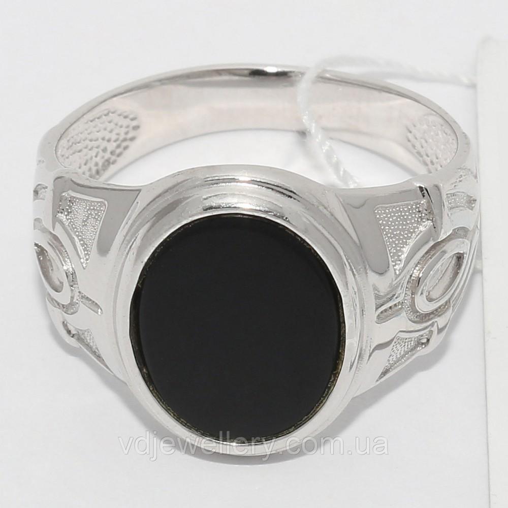 Мужское серебряное кольцо КМХ-27