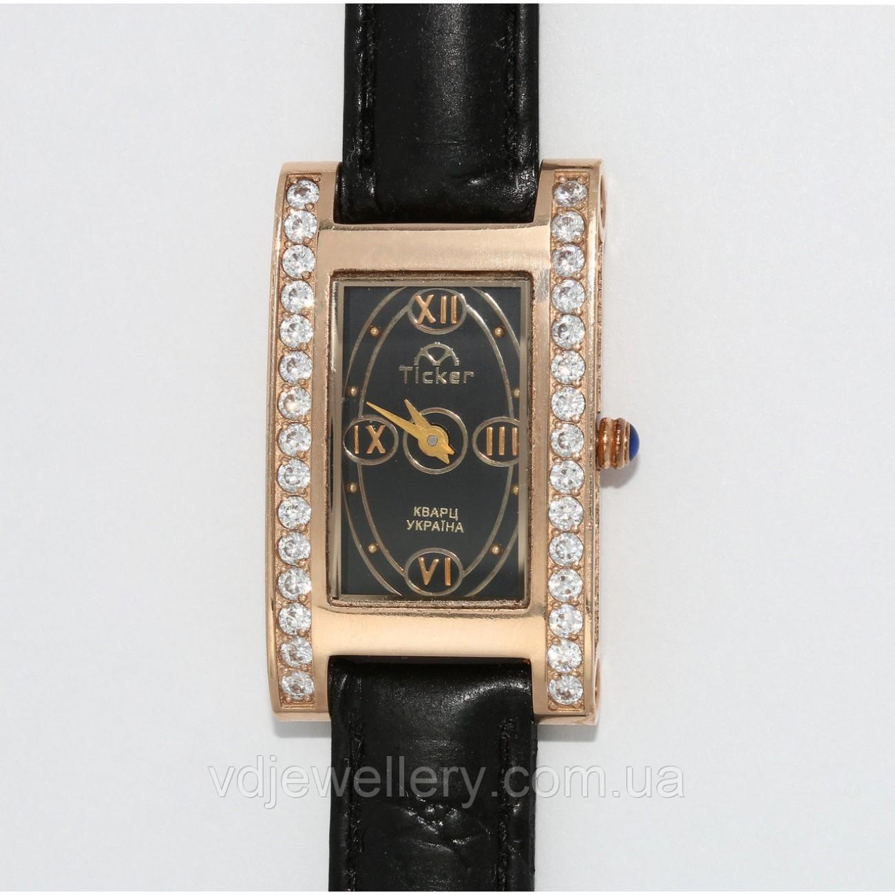 Женские золотые часы ЖЧХ-8