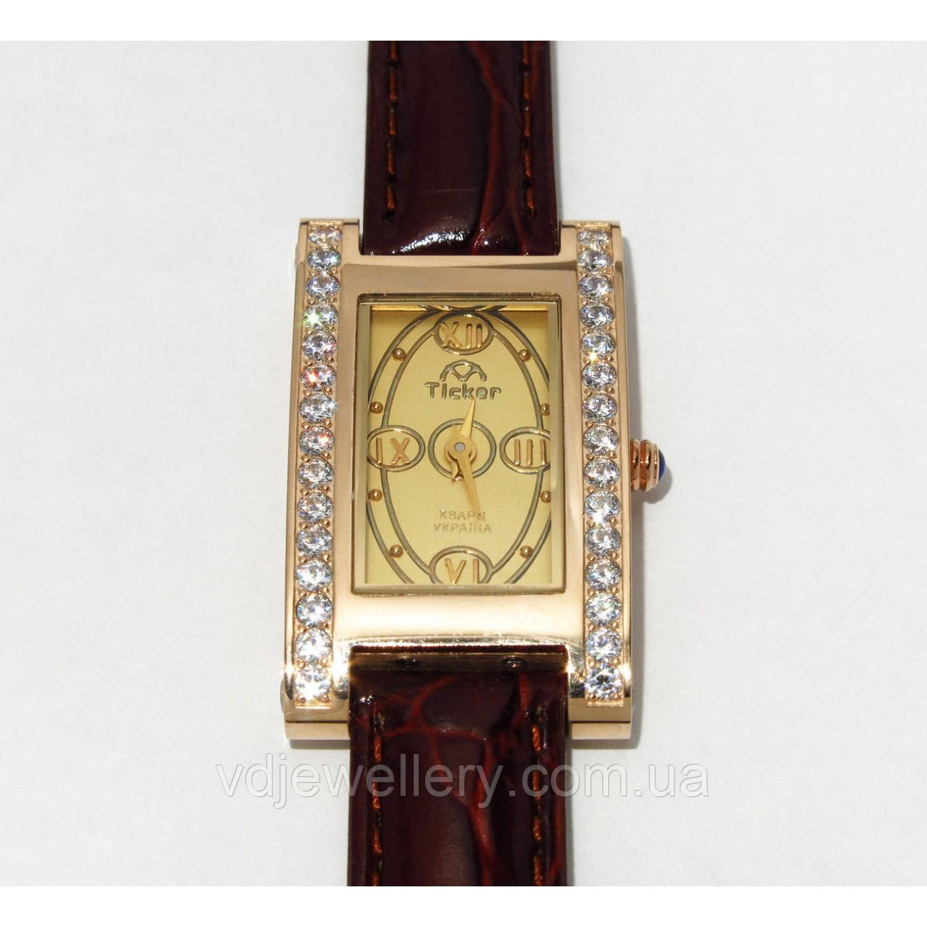 Женские золотые часы ЖЧХ-1