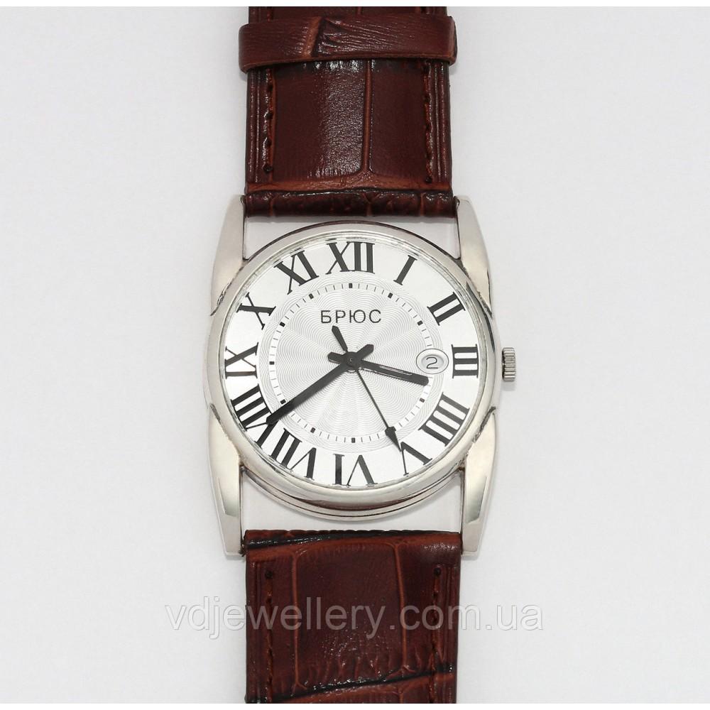 Мужские серебряные часы 0541