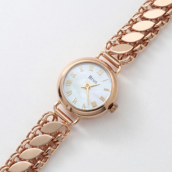 Женские золотые часы 0566