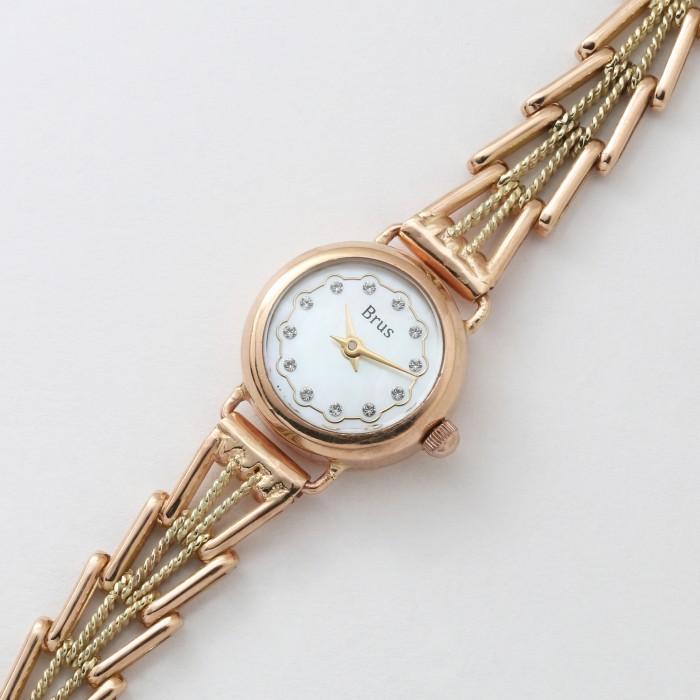Женские золотые часы 0568