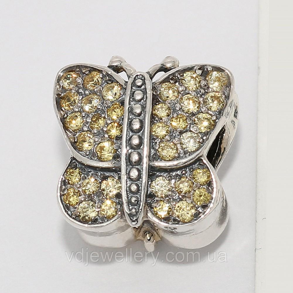 Серебряный шарм для Pandora